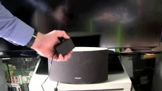 Philips AD7000W AirPlay Lautsprecher Testbericht