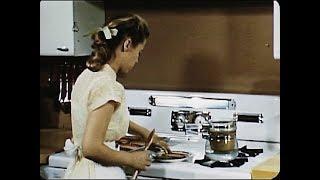 Lets Make A Sandwich (1950) A Classic Educational Film