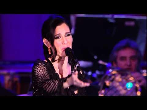Diana Navarro - Romance De La Otra (Directo en el homenaje a Plácido Domingo)