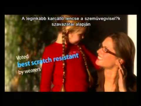 Crizal Forte antireflex videó