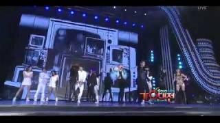 Go away SBS GAYO live 2NE1