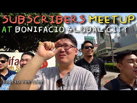 Mr BulBul's Subscribers Meetup at Bonifacio Global City