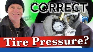 How to Check Tire Pressure for Traction, Handling & Comfort