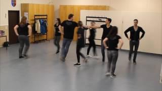 Tanz des Monats - April 2017