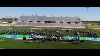 Region 17 Marching Band Contest: Alvin Yellow Jackets