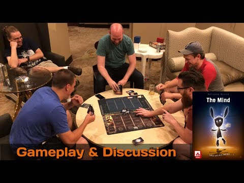 Gameplay & Discussion - Board Game Replay
