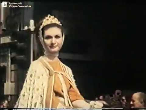 Immagini storiche del Palio di Legnano nel 1952 e nel 1970