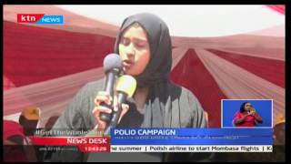 Parents urged to ensure children are vaccinated as Kick Polio Out campaign begins