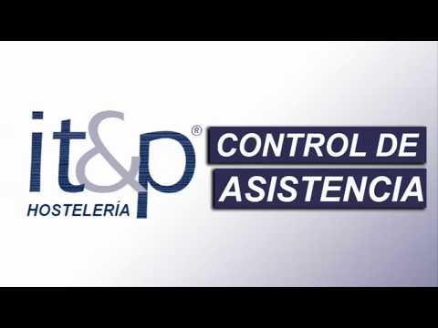 IT & P Hostelería - Control de Asistencia
