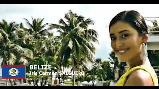Iris Salguero Contestant from Belize for Miss World 2016 Introduction
