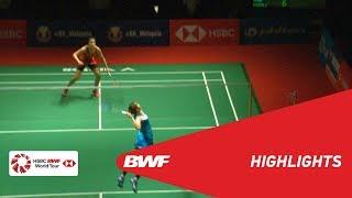 PERODUA Malaysia Masters 2019 | WS - F - HIGHLIGHTS | BWF 2019