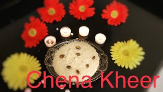 Chena Kheer  Recipe | Chena Payas Recipe | Indian dessert | Diwali Special
