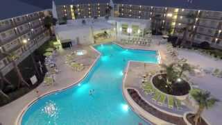Hotel Drone Footage Sample- Avanti Resort, Orlando Florida