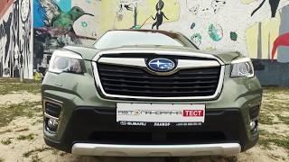 Субару Форестер 2020 большой тест-драйв Автопанорама