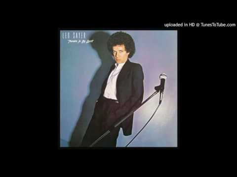 Leo Sayer - I Want You Back