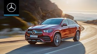 YouTube Video XzBf2GO0RPU for Product Mercedes-Benz GLE-Class & GLE Coupe Crossover SUV (4th gen, W167) by Company Mercedes-Benz in Industry Cars
