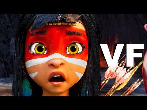Bande-annonce Ainbo, princesse d'Amazonie Le Pacte