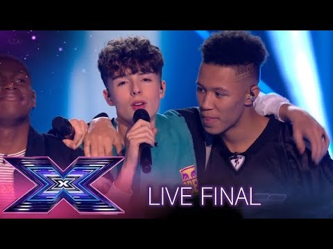 Unwritten Rule: The Boys SLAY Lewis Capaldi's 'Before You Go'!  The X Factor 2019: The Band