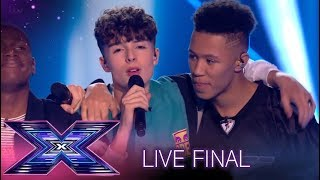 Unwritten Rule: The Boys SLAY Lewis Capaldi's 'Before You Go'!| The X Factor 2019: The Band