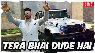 JEEP MODIFIED  | GTA 5 LEGACY ROLEPLAY INDIA | ROLEPLAY in HINDI | Sponsor @ Rs.59