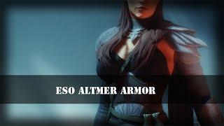 TES 5: Skyrim | Альтмерская броня