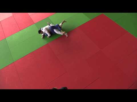 Judo Copa de España Absoluta Pamplona (Cablecam 3)