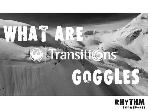 Dragon Transitions Goggles