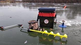 Щука по первому льду где ставить жерлицы