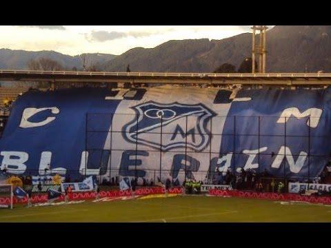 """""""LAS MEJORES CANCIONES - BLUE RAIN 1992"""" Barra: Blue Rain • Club: Millonarios"""