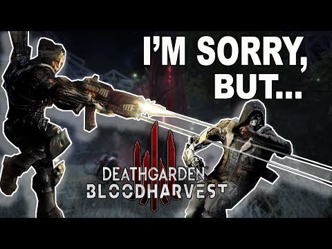 Deathgarden: BloodHarvest Honest Review!