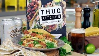 Drunken Cauliflower Tacos Recipe From Thug Kitchen