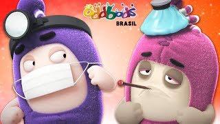 Desenho | Oddbods - Doutor Estranho | Mini Filme Animado | Desenhos Animados Divertidos