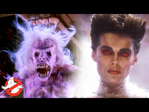Biggest Baddest Ghosts From Ghostbusters