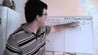 Rovnice s parametrem - Kvadratická - Řešení v závislosti na parametru 2