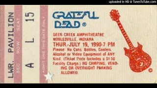 "Grateful Dead - ""Picasso Moon"" (Deer Creek, 7/19/90)"
