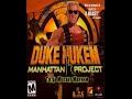 Duke Nukem manhattan Project 2002 pc cd rom