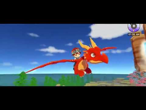 Видео № 0 из игры Little Dragons Cafe [PS4]