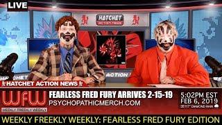"""YadaMedia Presents: ICP's """"Weekly Freekly Weekly"""""""
