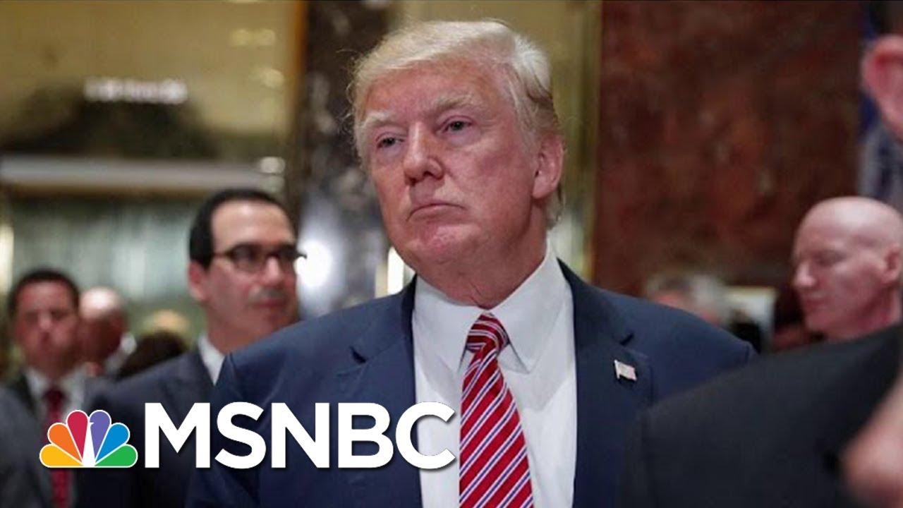 In Tweet, President Donald Trump Accuses Pakistan Of 'Lies' And 'Deceit' | Morning Joe | MSNBC thumbnail