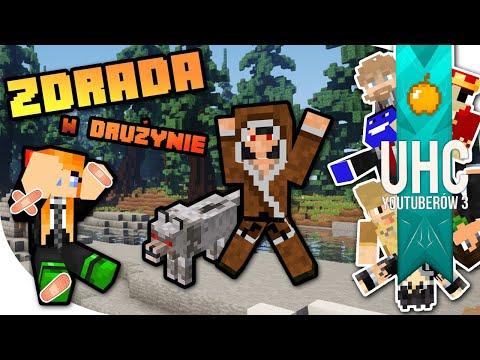 ZDRADA W DRUŻYNIE?! | UHC YouTuberów S3 #2