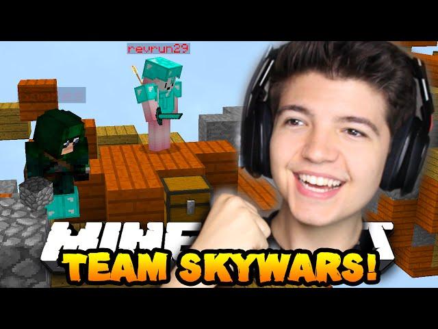 Minecraft-team-skywars-12-the