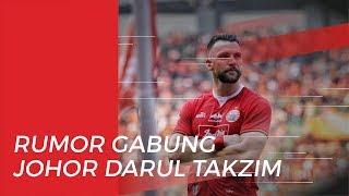 Marko Simic Tanggapi Rumor soal Dirinya akan Gabung Johor Darul Takzim