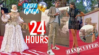 24 Hours HANDCUFFED To CALFREEZY😱