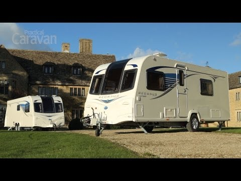 Practical Caravan reviews the Bailey Pegasus GT65
