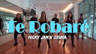 Te Robaré   Nicky Jam X Ozuna By Silvia Salcedo En Cardio Extremo Cancún | Zumba Fitness