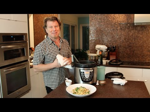 Carbonara in the Power Pressure Cooker XL – Step By Step Instructions