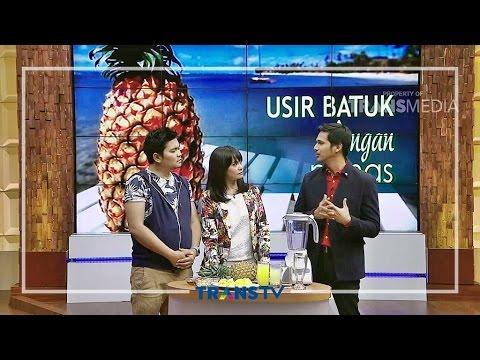 Video DR OZ INDONESIA - Usir Batuk Dengan Nanas (06/08/16)