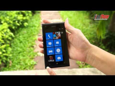 Nokia Lumia 900 Review - Siamphone.com