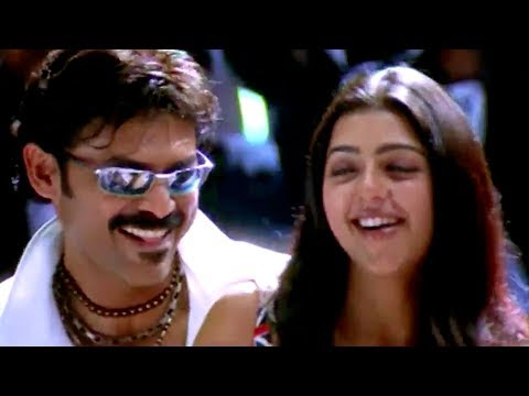 Vasu Video Songs - Paataku Pranam - Venkatesh, Bhoomika Chawla ( Full HD )