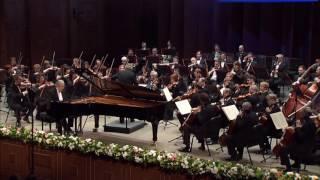 Johannes Brahms - Piano Concerto No. 2 in B-flat, Op. 83. Allegro appassionato